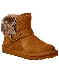 BEARPAW - Koko Never Wet Water-resistant Suede Boot - Lyst