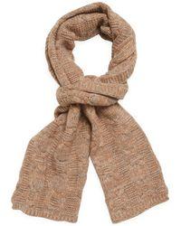 Portolano - Crocheted Scarf - Lyst