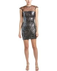 Dress the Population - Aubrey Sheath Dress - Lyst
