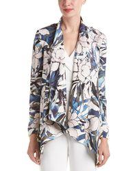 StyleStalker - Draped Jacket - Lyst