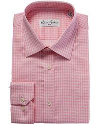 Robert Graham - Diam Modern Fit Dress Shirt - Lyst