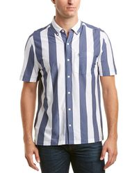 Original Penguin - Vertical Stripe Shirt - Lyst