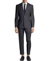 Vince Camuto - Two-piece Wool Solid Suit - Lyst