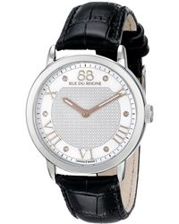 88 Rue Du Rhone - Women's Double 8 Origin Diamond Watch - Lyst