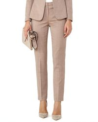 Reiss - Turner Slim-fit Wool-blend Trouser - Lyst