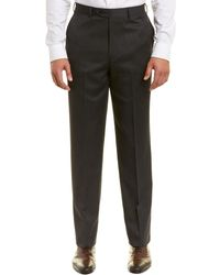 Brooks Brothers - Regent Fit Wool Pant - Lyst