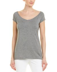 a7709c97560 Lafayette 148 New York - Reese Top - Lyst