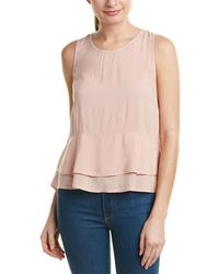 Velvet By Graham & Spencer - Betsey Tank - Lyst