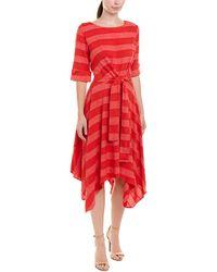Eva Franco - Linen-blend A-line Dress - Lyst
