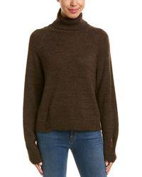 Nation Ltd - Lark Distressed Alpaca-blend Sweater - Lyst