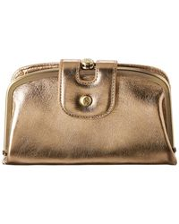 Hobo - Halo Leather Wallet - Lyst