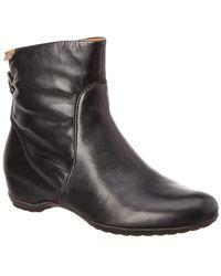 Pikolinos - Venezia Leather Bootie - Lyst