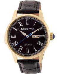 Heritor - Men's Prescott Watch - Lyst