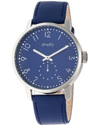 Simplify - Unisex The 3400 Watch - Lyst