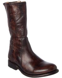 Bed Stu - Women's Annette Leather Tall Boot - Lyst