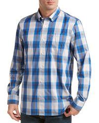 Victorinox - Swiss Army Woven Shirt - Lyst