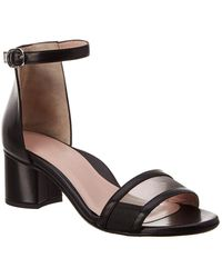 Taryn Rose - Collection Pamina Leather Sandal - Lyst