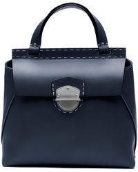 Ghurka - Kingston Leather Tophandle - Lyst