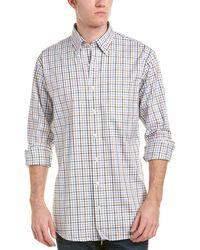 Peter Millar - Nanoluxe Woven Shirt - Lyst