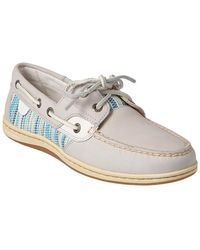 Sperry Top-Sider - Women's Koifish Raff Leather Boat Shoe - Lyst