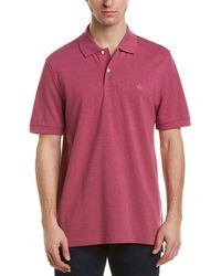 Brooks Brothers - 1818 Original Fit Polo - Lyst