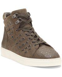 55e4851bfb906 Vince Camuto - Bestinda – Embellished High-top Sneaker - Lyst