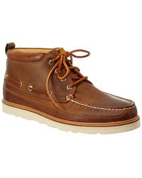 Sperry Top-Sider - Men's Gold Moc Chukka Boot - Lyst