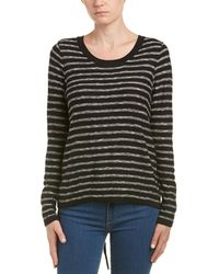 Kensie - Lace-up Jumper - Lyst