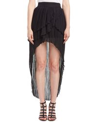 Keepsake - Freedom Lover Accordion Pleated A-line Skirt - Lyst
