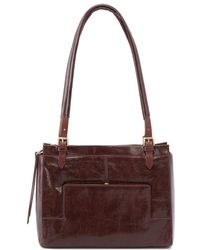 Hobo - Barrow Leather Tote - Lyst