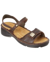 Naot - Papaya Leather Sandal - Lyst