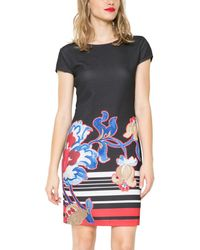Desigual - Cirilo Dress - Lyst