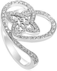 Louis Vuitton - Louis Vuitton 18k 0.50 Ct. Tw. Diamond Ring - Lyst