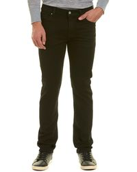 7 For All Mankind - 7 For All Mankind Slimmy Black Slim Leg - Lyst