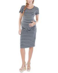 Everly Grey - Maternity Camila Dress - Lyst