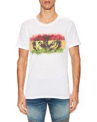 Balmain - Crewneck T-shirt - Lyst