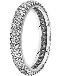 PANDORA - Inspiration Within Ring - Lyst