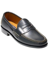 Cole Haan - Pinch Leather Loafer - Lyst