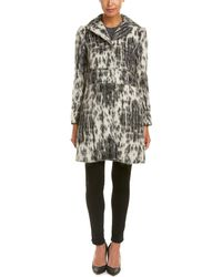 Jill Stuart - Katarina Wool, Alpaca, & Mohair-blend Coat - Lyst