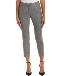 12b910124 Reiss - Hampstead Wool-blend Tailored Trouser - Lyst