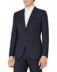 Reiss - Brill B Modern Fit Wool Jacket - Lyst