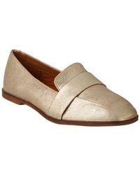 Kenneth Cole Reaction - Glide Slide Leather Loafer - Lyst