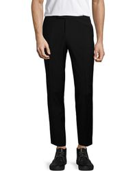 The Kooples - Tailor Wool Straight Fit Trouser - Lyst