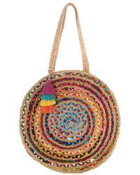Shiraleah - Large Mirabel Round Bag - Lyst