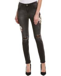 Romeo and Juliet Couture - Black Skinny Leg - Lyst