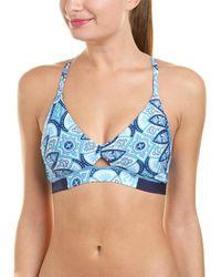 Helen Jon - Serenity Bikini Top - Lyst