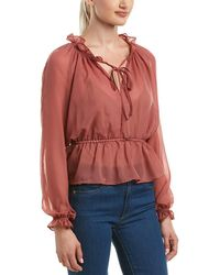 The Fifth Label - Label Brushstrokes Top - Lyst