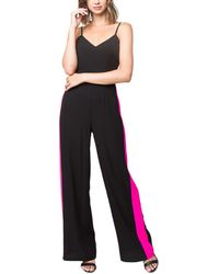 Sugarlips - Lena Strappy Jumpsuit - Lyst
