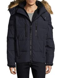 Sam. - Tundra Quilted Puffer Jacket - Lyst
