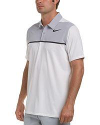 04dd53309 Nike Mobility Control Stripe Men's Standard Fit Golf Polo Shirt in ...